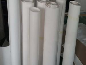 聚四氟乙烯板由四氟乙烯树脂所制成