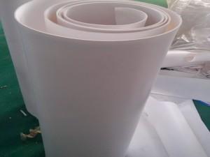 聚四氟乙烯板脱溶分解对性能的影响