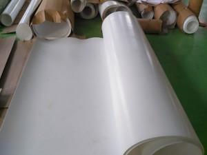 聚四氟乙烯板用于民用工业的用途