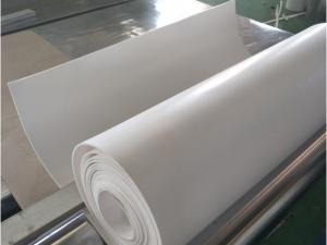 聚四氟乙烯板在加工生产的过程中要做到系统化的步骤