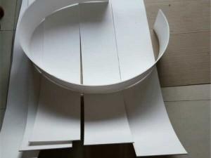 建筑用5mm厚聚四氟乙烯板的作用