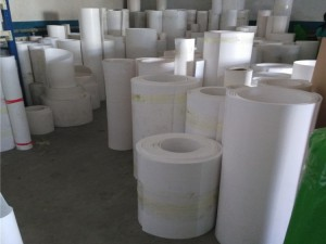 制备可粘性聚四氟乙烯板厂家的工艺参数