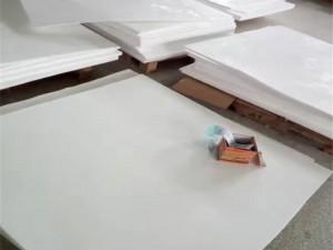 聚四氟乙烯板用途简介