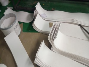 楼梯垫板专用聚四氟乙烯板厂家